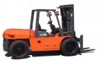Vysokozvižné vozíky so spaľovacím motorom HELI VD 50 - 100
