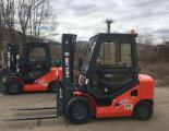 Nový vysokozdvižný vozík Heli CPCD 25